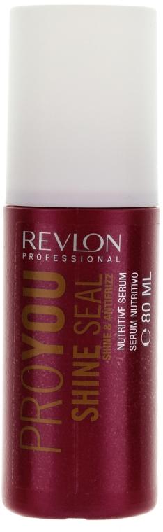 Pflegendes Serum für Haarglanz - Revlon Professional Pro You Shine Seal — Bild N1