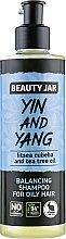 """Shampoo für fettiges Haar """"Yin und Yang"""" - Beauty Jar Shampoo For Oily Hair — Bild N4"""