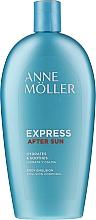 Düfte, Parfümerie und Kosmetik Feuchtigkeitsspendende After Sun Körperemulsion - Anne Moller Express Aftersun