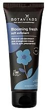 Düfte, Parfümerie und Kosmetik Erfrischendes sanftes Reinigungspeeling für das Gesicht - Botavikos Skin Care & Aromatherapy Blooming Fresh