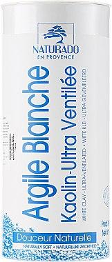 Kosmetische weisse Tonerde - Naturado White Clay — Bild N1