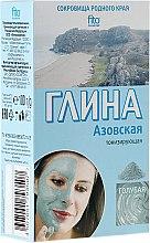 Düfte, Parfümerie und Kosmetik Blauer Asowscher Ton für Gesicht und Körper - Fito Kosmetik