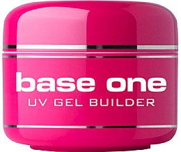UV Aufbaugel French Pink - Silcare Uv Gel Builder Base One French Pink — Bild N2