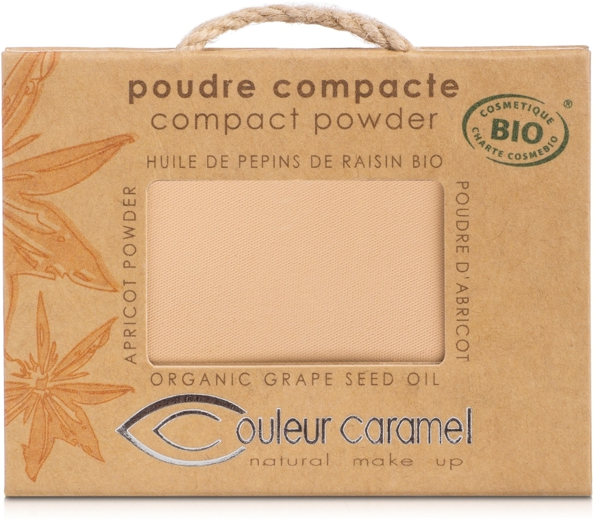 Kompaktpuder - Couleur Caramel Poudre Compacte — Bild N1