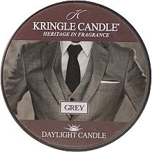 Düfte, Parfümerie und Kosmetik Duftkerze Daylight Grey - Kringle Candle Grey Daylight