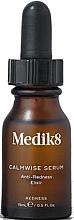 Düfte, Parfümerie und Kosmetik Beruhigendes Gesichtsserum gegen Rötungen - Medik8 Calmwise Serum Anti-Redness Elixir
