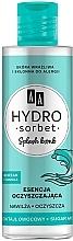 Düfte, Parfümerie und Kosmetik Feuchtigkeitsspendende reinigende Gesichtsessenz für empfindliche und zu Allergien neigende Haut - AA Hydro Sorbet Korean Formula Splash Bomb