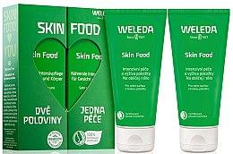 Düfte, Parfümerie und Kosmetik Gesichts- und Körperpflegeset - Weleda Skin Food (Gesichts- und Körpercreme 75ml + Gesichts- und Körpercreme 75ml)