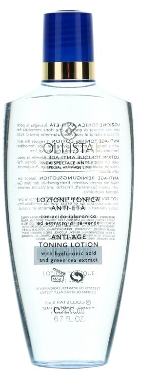 Erfrischendes Anti-Aging Gesichtstonikum mit grünem Tee und Hyaluronsäure - Collistar Anti-Age Toning Lotion — Bild N3
