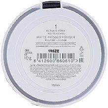 Mattierender Kompaktpuder - Lumene Matte Pressed Powder — Bild N2