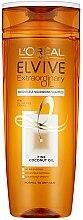 Nährendes Shampoo mit Kokosnussöl - L'Oreal Paris Elseve Extraordinary Oil Coconut Shampoo — Bild N2