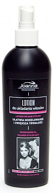 Lotion für Haarstyling sehr starker Halt - Joanna Professional Lotion for Hair Styling Very Strong — Bild N5