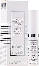 Düfte, Parfümerie und Kosmetik Intensivpflege gegen Pigmentflecken - Sisley Intensive Dark Spot Corrector