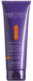 Tönungsmaske für Kupfernuancen - FarmaVita Amethyste Colouring Mask Copper — Bild N1