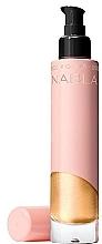 Düfte, Parfümerie und Kosmetik Highlighter für den Körper mit rosegoldenen Mikroperlen - Nabla Body Glow Sugar Babe Body Highlighter
