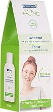 Düfte, Parfümerie und Kosmetik Gesichtspflegeset - Novaclear Acne Mini (Gesichtsgel 50ml + Gesichtstonikum 50ml)