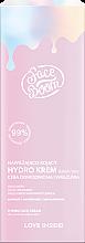 Düfte, Parfümerie und Kosmetik Beruhigende und feuchtigkeitsspendende Gesichtscreme für dehydrierte und empfindliche Haut - Bielenda Face Boom