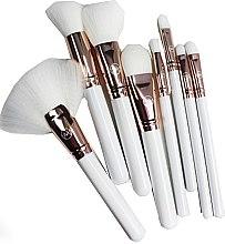 Düfte, Parfümerie und Kosmetik Make-up Pinselset 8-tlg. weiß - Contour Cosmetics