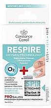 Düfte, Parfümerie und Kosmetik 2in1 Base und Finish Nagellack - Constance Carroll Nail Care Respire Oxygen Technology