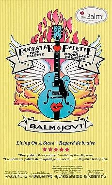 Make-up Set - TheBalm Balm Jovi Rockstar Face Palette — Bild N2