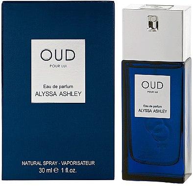 Alyssa Ashley Oud Pour Lui - Eau de Parfum — Bild N5