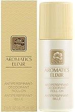 Düfte, Parfümerie und Kosmetik Deo Roll-on Antitranspirant - Clinique Aromatics Elixir