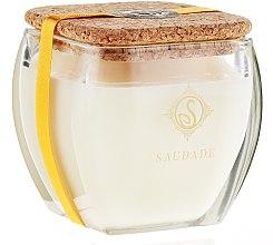 Düfte, Parfümerie und Kosmetik Duftkerze Orange & Cinnamon - Essencias De Portugal Senses Saudade Orange & Cinnamon Candle