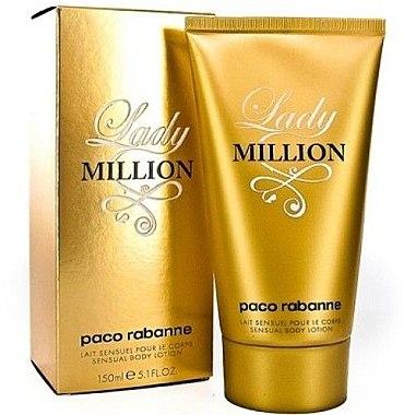 Paco Rabanne Lady Million - Körperlotion — Bild N2