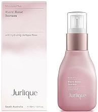 Düfte, Parfümerie und Kosmetik Feuchtigkeitsspendendes Gesichtsserum mit Rosenextrakt für dehydrierte Haut - Jurlique Moisture Plus Rare Rose Serum
