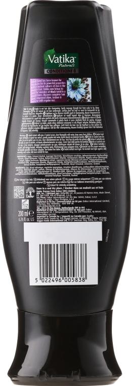 Haarspülung mit Schwarzkümmel - Dabur Vatika Black Seed Conditioner — Bild N2