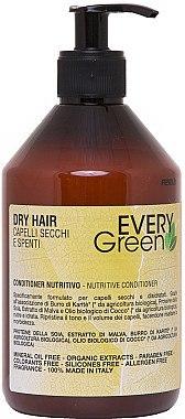 Pflegende Haarspülung für trockenes Haar - Dikson Every Green Dry Hair Nutritive Conditioner — Bild N1