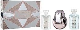 Bvlgari Omnia Crystalline - Kosmetikset ( Eau de Toilette/40ml + Duschgel/40ml + Körperlotion/40 ml) — Bild N1