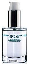 Düfte, Parfümerie und Kosmetik Intensiv feuchtigkeitsspendendes Gesichtsserum - Germaine de Capuccini HydraCure Hyaluronic Force Deep Hydration Serum