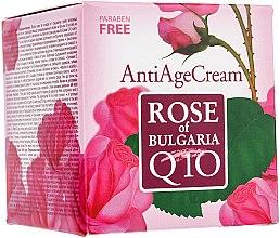 Düfte, Parfümerie und Kosmetik Anti-Falten Gesichtscreme - BioFresh Rose of Bulgaria Day Cream Q10