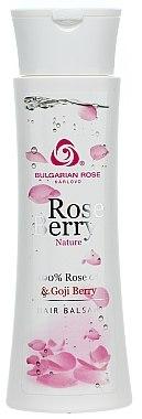 Haarspülung - Bulgarian Rose Rose Berry Balsam — Bild N1
