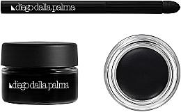 Düfte, Parfümerie und Kosmetik Wasserfester Eyeliner - Diego Dalla Palma Makeup Studio Oriental Kajal Waterproof