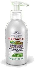 "Düfte, Parfümerie und Kosmetik Flussigseife Marseille ""Mandel"" - Ma Provence Liquid Marseille Soap Almond"