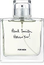 Düfte, Parfümerie und Kosmetik Paul Smith Hello You! - Eau de Toilette