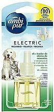 Düfte, Parfümerie und Kosmetik Aroma-Diffusor gegen Haustiergerüche - Ambi Pur (Refill)