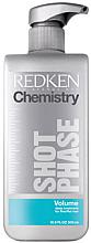 Düfte, Parfümerie und Kosmetik Intensive Reparatur-Behandlung für feines und plattes Haar - Redken Chemistry Volume Shot Phase