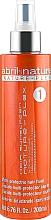 Düfte, Parfümerie und Kosmetik Zweiphasiges Spray für coloriertes und dickes Haar - Abril et Nature Nature-Plex Hair Sunscreen Spray 1