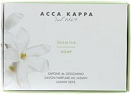 Düfte, Parfümerie und Kosmetik Parfümierte Körperseife mit Jasmin - Acca Kappa Jasmine