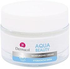 Feuchtigkeitsspendende Gesichtscreme - Dermacol Aqua Beauty Moisturizing Cream — Bild N3