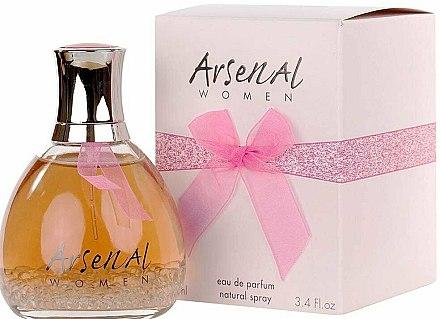 Gilles Cantuel Arsenal Women - Eau de Parfum — Bild N1