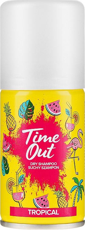 Trockenshampoo Tropical - Time Out Dry Shampoo Tropical — Bild N1