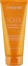 Düfte, Parfümerie und Kosmetik Feuchtigkeitsspendender Bräunungsbeschleuniger für den Körper - La Biosthetique Soleil Tan Activator