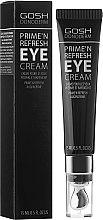 Düfte, Parfümerie und Kosmetik Augenkonturcreme - Gosh Donoderm Eye Cream