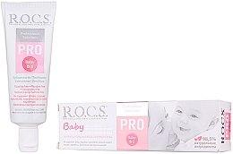 Düfte, Parfümerie und Kosmetik Zahncreme für Kinder - R.O.C.S. PRO Baby