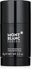 Düfte, Parfümerie und Kosmetik Montblanc Emblem - Deo-Stick