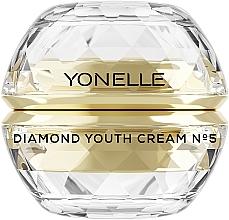 Düfte, Parfümerie und Kosmetik Verjüngende und straffende Gesichtscreme für Tag und Nacht - Yonelle Diamond Youth Cream